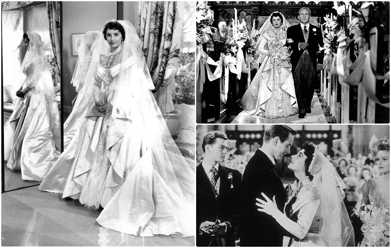 Father of the bride collage