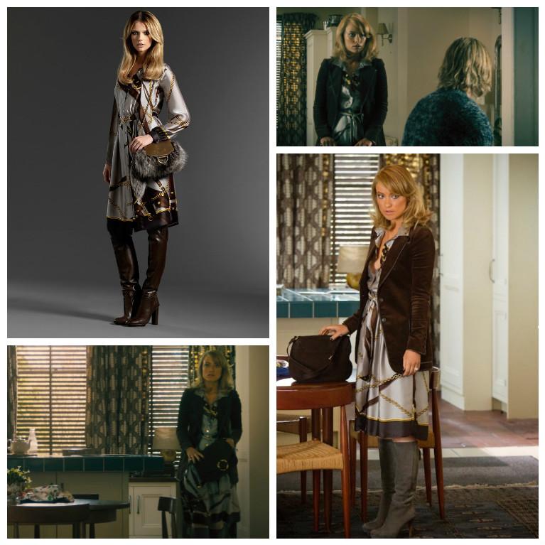 Gucci pre-fall 2011, кадры из фильма
